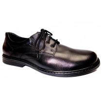 Lehká pracovní obuv-flexiblová, Bennon, Ramon, černá