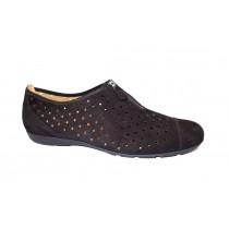 Letní vycházková obuv, Gabor, černá
