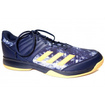 Halová obuv, Adidas, Ligra 5, tmavě modro-oranžová
