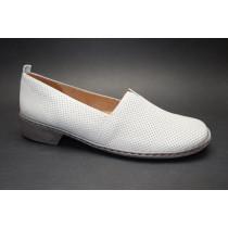 Vycházková obuv-flexiblová, Ara, Zaros-Ang, šíře H, světle šedá
