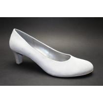 Vycházková obuv-lodičky, Gabor, světle šedá