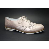 Letní vycházková obuv, Remonte, rosa
