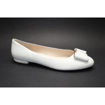 Vycházková obuv-baleríny, Högl, ivory