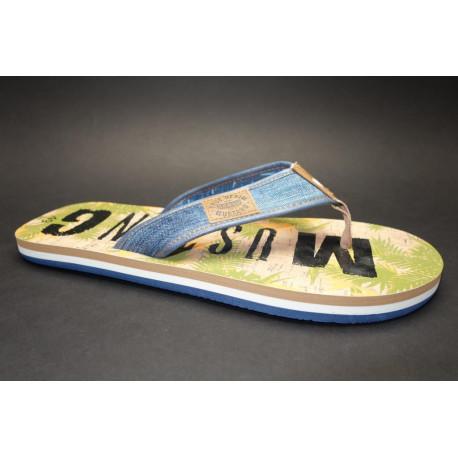 Plážová obuv-žabky 3a9cc7ac3f