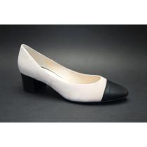 Vycházková obuv-lodičky, Högl, tělová/černá