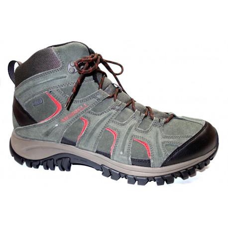 Zimní turistická obuv pro lehký terén 68098de771