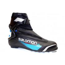 Lyžařská obuv-běžková, Salomon, Pro Combi Prolink, černo-bílo-modrá