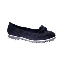 Vycházková obuv-baleríny, Gabor, tmavě modrá
