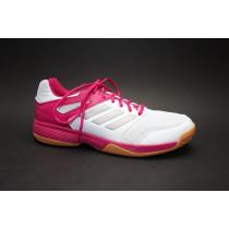 Halová obuv, Adidas, Speedcourt W, bílo-růžová