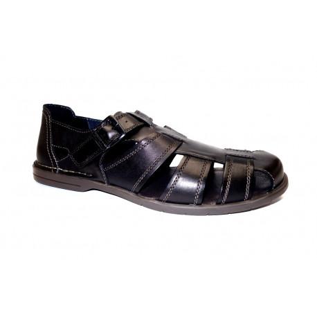 Letní vycházková obuv, Camel Active, Kreta, černá