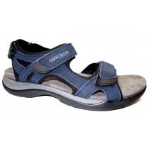 Letní vycházková obuv, Camel Active, Explorer, tmavě modro-černá