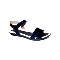 Letní vycházková obuv, Ara, Nepal, šíře H, tmavě modrá