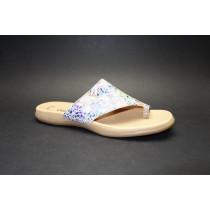 Letní vycházkové pantofle, Gabor, kombi