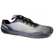 Běžecká obuv, Merrell, Vapor Glove 4, černo-šedo-zelená
