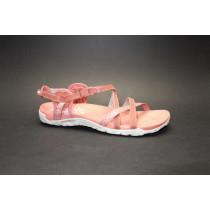 Letní vycházková obuv, Merrell, Terran Lattice II, červená