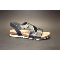Letní vycházková obuv, Remonte, černá