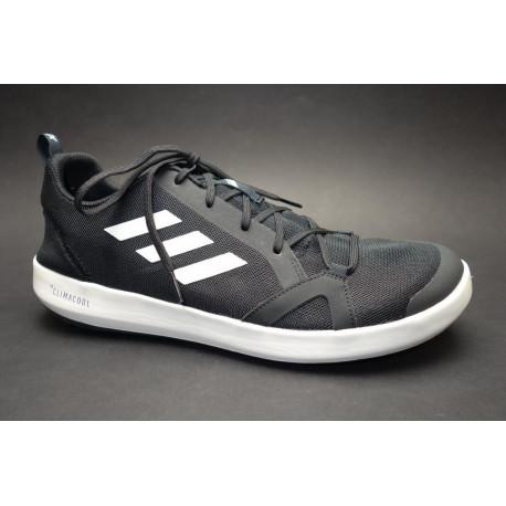 new arrivals fcb02 91ccf Letní obuv pro volný čas+obuv do vody, Adidas, Terrex CC Boat, černo-bílá