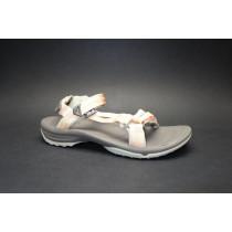 Letní turistická obuv pro středně náročný terén, Teva, W Terra-fi Lite, broskvová