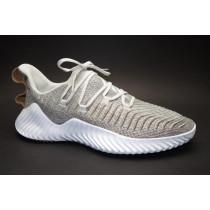 Tréninková obuv, Adidas, AlphaBounce Trainer M, šedobéžová