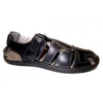 Letní vycházková obuv-flexiblová, Josef Seibel, Paul 15, černá