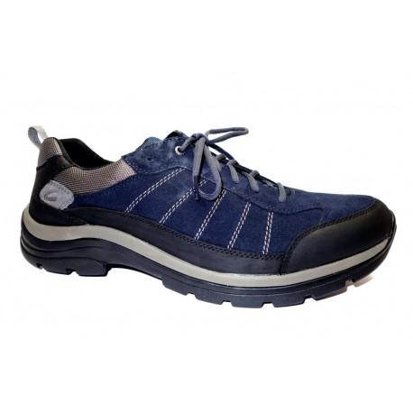 Vycházková obuv, Camel Active, Savage, tmavě modro-černo-šedá