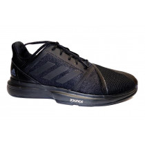 Tenisová obuv, Adidas, CourtJam Bounce M, černá