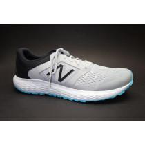 Běžecká obuv, New Balance, světle šedo-černá