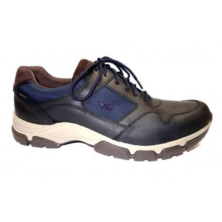 Vycházková obuv, Camel Active, Impact GTX, tmavě modro-hnědá