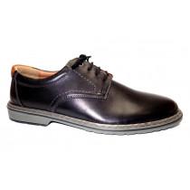 Vycházková obuv-flexiblová, Ara, Dillon, šíře G, černá