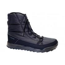 Zimní turistická obuv pro lehký terén, Adidas, Terrex Choleah Padded CP, černá
