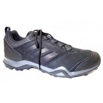 Turistická obuv pro středně náročný terén, Adidas, Terrex Brushwood Leather, černá