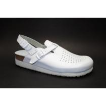 Lehká pracovní obuv, Sázavan, Bolero, bílá