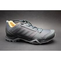 Turistická obuv pro středně náročný terén, Adidas, Terrex AX3, šedo-černá