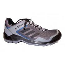 Turistická obuv pro středně náročný terén, Adidas, Terrex Eastrail GTX, šedo-černo-modrá
