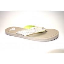 Letní obuv pro volný čas-žabky, Adidas, Litha Lea SC W, béžová