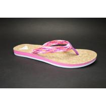 Plážová obuv, Adidas, Mahila Thong W, růžovo-fialová