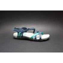 Letní vycházková obuv, Merrell, Terran Lattice II, modrá