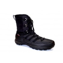 Zimní turistická obuv pro lehký terén, Adidas, CW Libria Pearl CP, černá
