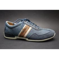 Vycházková obuv, Camel Active, Space, modro-hnědá