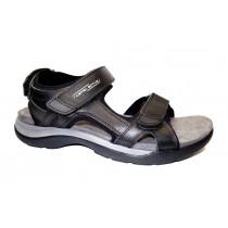 Letní vycházková obuv, Camel Active, Explorer, černá