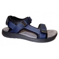 Letní vycházková obuv, Camel Active, Trek, tmavě modro-černá