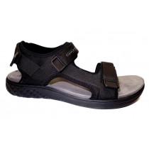 Letní vycházková obuv, Camel Active, Trek, černá