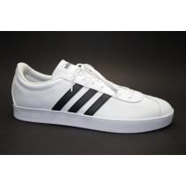 Obuv pro volný čas, Adidas, VL Court 2.0, bílo-černá