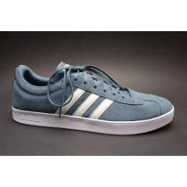Obuv pro volný čas, Adidas, VL Court 2.0, modro-bílá