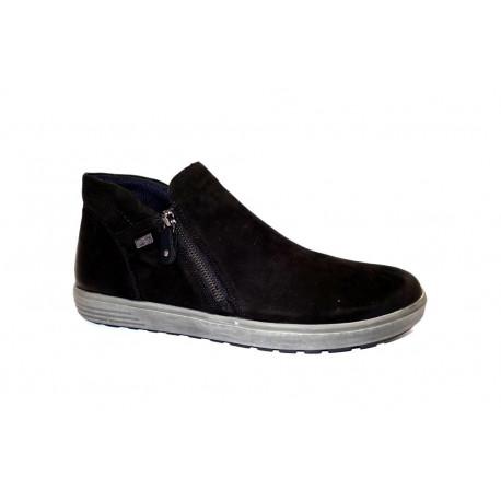 Vycházková obuv-kotníková, Remonte, černá