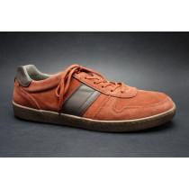 Vycházková obuv, Pius Gabor, červená/hnědá