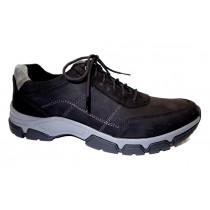 Vycházková obuv, Pius Gabor, černo-šedá