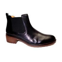 Vycházková obuv-kotníková, Gabor, černá