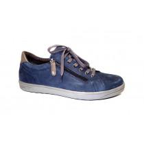 Vycházková obuv, Jana, šíře H, tmavě modrá
