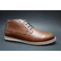 Vycházková obuv-kotníková, Pikolinos, přírodní